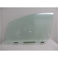 TOYOTA YARIS - 5DR HATCH 11/11>CURRENT -  LEFT SIDE FRONT DOOR GLASS