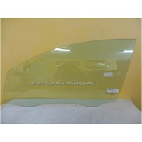 VOLKSWAGEN GOLF MK6 - LEFT SIDE FRONT DOOR GLASS - 1/2009 to 12/2012 -5 DOOR