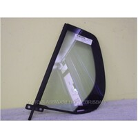 VOLKSWAGEN GOLF VI - 5DR HAT 1/2009>3/2013 - PASSENG - LEFT SIDE-REAR QUARTER GLASS