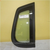 VOLKSWAGEN TIGUAN - 4WD WAGON 5/08>CURRENT - RIGHT SIDE REAR CARGO GLASS - NEW (ENCAPSULATED/ORIGINAL PART)