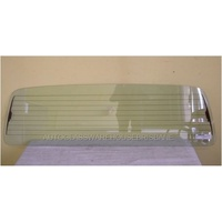 FORD COURIER  PE/PG/PH - UTE 1/2099>11/2006 - REAR WINDSCREEN - HEATED