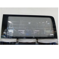 MERCEDES SPRINTER MWB - 9/2006 to CURRENT - VAN - LEFT SIDE REAR FIXED BONDED WINDOW GLASS - NEW
