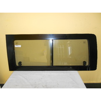 suitable for TOYOTA HIACE - KH220 - 4/05>CURRENT - PASSENGERS - LEFT HAND SIDE - SLIDING WINDOW