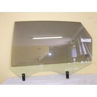 KIA CERATO - 5DR HATCH 1/09>CURR - PASSENGERS - LEFT SIDE - REAR DOOR GLASS