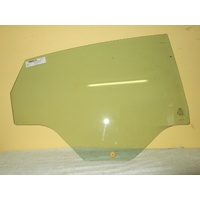 FORD FIESTA - WS/WT - 5DR HAT 1/09>CURR - DRIVERS - RIGHT SIDE - REAR DOOR GLASS