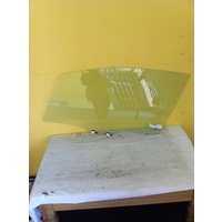 HONDA JAZZ GE - 5DR HATCH 8/08>CURRENT - LEFT SIDE FRONT DOOR GLASS