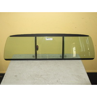 MAZDA BRAVO B2600 BT50- UTE 2/1999 > 9/2011 - REAR CAB SLIDER GLASS