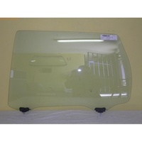 MITSUBISHI ASX - 5DR WAGON 7/10>CURRENT - PASSENGER - LEFT SIDE REAR DOOR GLASS