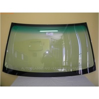 MITSUBISHI CHALLENGER KH - 12/2009 to CURRENT - 5DR WAGON - FRONT WINDSCREEN GLASS