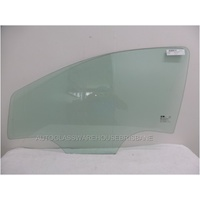 HOLDEN BARINA TM - 5DR HATCH 10/11>CURRENT - LEFT SIDE FRONT DOOR GLASS