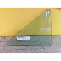 suitable for TOYOTA AURION GSV50R - 4DR SEDAN 04/12>CURRENT - RIGHT SIDE REAR QUARTER GLASS
