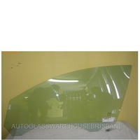 VOLVO V50 WAGON 3/04 to 9/07 V50 4 DOOR (YV1MW384242) LEFT SIDE FRONT DOOR GLASS