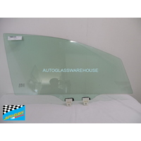 SUBARU IMPREZA G4 - 2/2012 to 12/2016 - SEDAN/HATCH - RIGHT SIDE FRONT DOOR GLASS