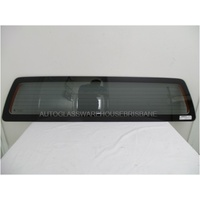HOLDEN COLORADO RG - 2/4DR  6/12>CURRENT - REAR WINDSCREEN