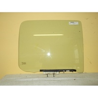 GREAT WALL V240 - UTE 06/09>CURRENT - RIGHT SIDE REAR DOOR GLASS