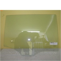 FORD RANGER PX - 4DR DUAL CAB 10/11>CURRENT - RIGHT SIDE REAR DOOR GLASS - NEW