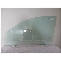 MITSUBISHI ASX - 5DR HATCH 7/10>CURRENT - LEFT SIDE FRONT DOOR GLASS-NEW
