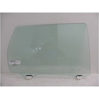 MITSUBISHI ASX - 5DR HATCH 7/10>CURRENT - RIGHT SIDE REAR DOOR GLASS