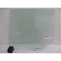 MAZDA CX-5 - 4DR WAGON 2/12>CURRENT - LEFT SIDE REAR DOOR GLASS