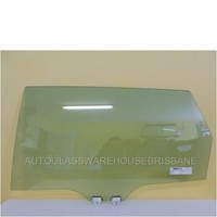MAZDA CX9 - 4DR WAGON 12/07>11/12 - PASSENGER - LEFT SIDE REAR DOOR GLASS