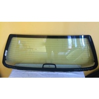 suitable for TOYOTA COROLLA AE92 HATCH 6/89-8/94 - REAR WINDSCREEN - NOT SECA