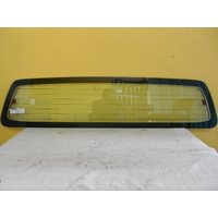 suitable for TOYOTA HILUX  ZN210 - 2 / 4DR  &  EXTRACAB  UTE  REAR  SCREEN - heated