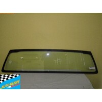 MAZDA BT-50 - 10/2011 to current  -2/4DR & XTRA CAB - REAR SCREEN -UTE GLASS - (clear)