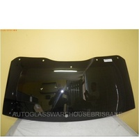 JEEP GRAND CHEROKEE WAGON 1/11 to WK REAR REAR SCREEN -WAGON GLASS