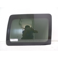 JEEP PATRIOT MK - 4DR WAGON 8/07>CURRENT - RIGHT SIDE CARGO GLASS