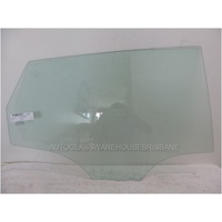 HYUNDAI ACCENT - 5DR HATCH 7/11>CURRENT - RIGHT SIDE REAR DOOR GLASS