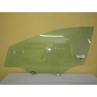 HYUNDAI i30 GD - 5/2012 to CURRENT - 5DR HATCH - LEFT SIDE FRONT DOOR GLASS