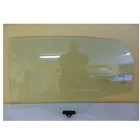 HYUNDAI i30 GD - 5DR HATCH  5/2012>CURRENT - LEFT SIDE REAR DOOR GLASS