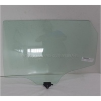 HYUNDAI SANTA FE - 5DR WAGON 8/12>CURRENT - LEFT SIDE REAR DOOR GLASS
