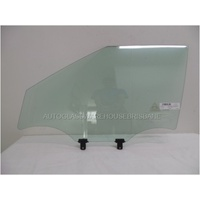 HYUNDAI VELOSTER FS - 2DR COUPE 2/12>CURRENT - LEFT SIDE FRONT DOOR GLASS