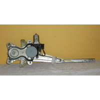 suitable for TOYOTA SOARER QZ30 - COUPE 1991>2004 - PASSENGERS-LEFT FRONT ELECTRIC WINDOW REGULATOR