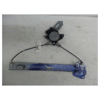MITSUBISHI 380 - 4DR SED 9/05>CURR - DRIVERS - RIGHT REAR DOOR - ELECTRIC REGULATOR