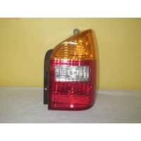 FORD FALCON AU/BA/BF - 5DR WAGON 9/98>8/08 - DRIVERS - RIGHT SIDE TAIL LIGHT-ORANGE TOP- NEW