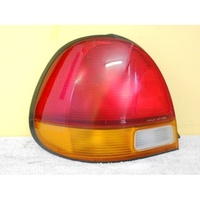 FORD LASER KJ/KL - 5DR HATCH 10/94>2/99 - PASSENGER - LEFT SIDE TAIL LIGHT