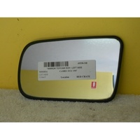 suitable for TOYOTA CAMRY SV21 - 4DR SED/WAG 5/87>1/93 - PASSENGER - LEFT SIDE MIRROR
