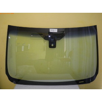 FORD RANGER - 2/4DR UTE 10/11>CURR - FRONT WINDSCREEN GLASS - RAIN SENSOR - NEW