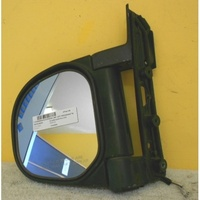 MITSUBISHI STARWAGON EXPRESS L400 - 9/94>CURR - PASSENGER-LEFT SIDE-ELECTRIC MIRROR (Whole  broken upper)
