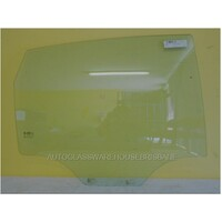 HOLDEN CAPTIVA CG - 9/2006 to 2/2011 - 5/7 SEATER WAGON - RIGHT SIDE REAR DOOR GLASS