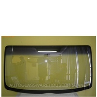 suitable for TOYOTA HIACE TRADE VAN 4/2005 to CURRENT - FRONT WINDSCREEN SOLAR CONTROL GLASS