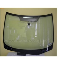 ISSAN PULSAR C12 - 5/2013 to CURRENT - 5DR HATCH - FRONT WINDSCREEN GLASS