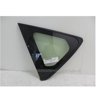 suitable for TOYOTA COROLLA ZRE182R - 10/2012 to CURRENT - 5DR HATCH - LEFT SIDE REAR OPERA GLASS
