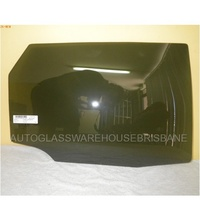 suitable for TOYOTA COROLLA ZRE182 - 5DR HATCH 10/12>CURRENT - RIGHT SIDE REAR DOOR GLASS - NEW (PRIVACY)