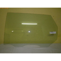 NISSAN PULSAR C12 - 5/2013 to CURRENT - 5DR HATCH - LEFT SIDE REAR DOOR GLASS