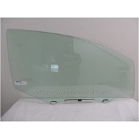 TOYOTA YARIS NCP13R - 11/2011 to CURRENT - 3DR HATCH - DRIVER - RIGHT SIDE FRONT DOOR GLASS