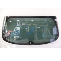 SUBARU IMPREZA G3 - 8/2007 to 1/2012 - 5DR HATCH - REAR SCREEN  GLASS - PRIVACY TINT