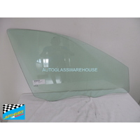MERCEDES S65 SEDAN 2006 to 2007 W221 MY07 - RIGHT SIDE FRONT DOOR GLASS-NEW